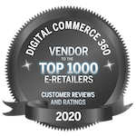 Bizrate Insights, Internet Retailer Top 1000 - 2020