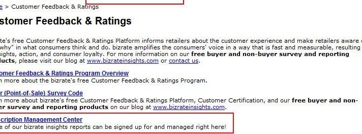 Customer Feedback and Ratings
