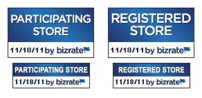 "Messaging for store not Certified – ""Registered Store"" or ""Participating Store"""