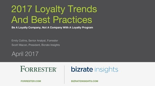 2017 Loyalty Trends and Best Practices