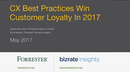 CX Best Practices Win Customer Loyalty in 2017