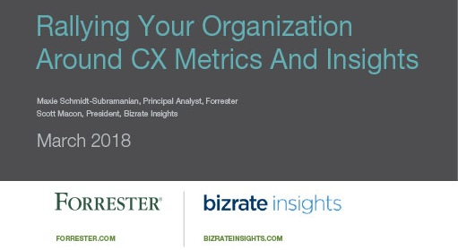 Rallying Your Organization Around CX Metrics and Insights