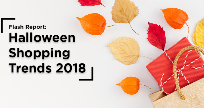 Flash Report: Halloween Shopping Trends 2018