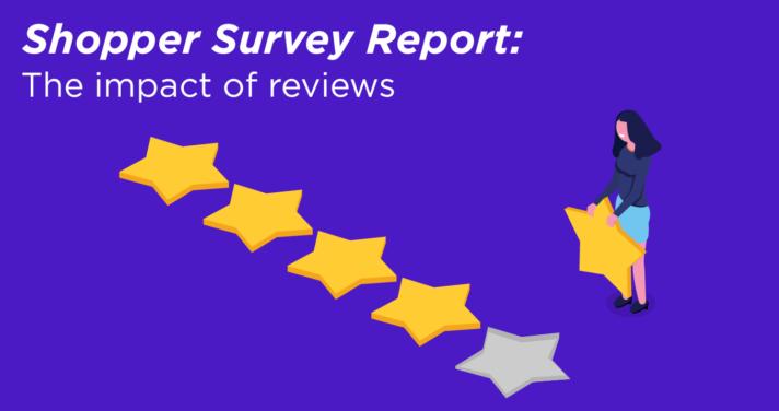 Shopper survey report