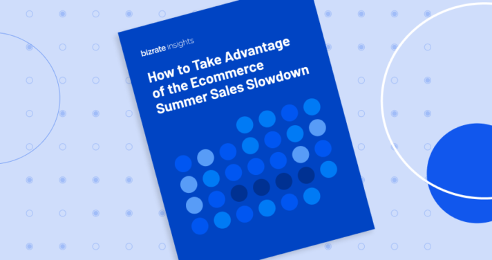 how to take advantage of the ecommerce summer sales slowdown cover