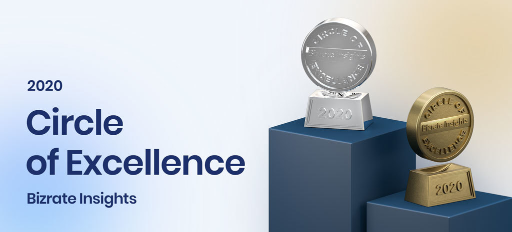 2020 circle of excellence winners graphic